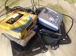 Отдается в дар «Мини Диски (MiniDisc) — Sony, BASF»