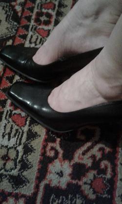Отдается в дар «Кожаные итальянские туфли»