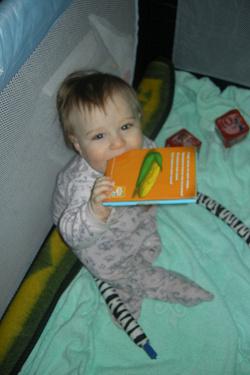 Отдается в дар «книжечка для самых маленьких»
