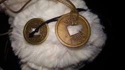 Отдается в дар «Китайские медальоны»