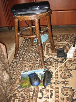 Отдается в дар «Геймпад с мышкой для PS3»