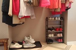 Отдается в дар «Полка для обуви»