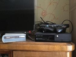 Отдается в дар «Привод Xbox 360 HD»