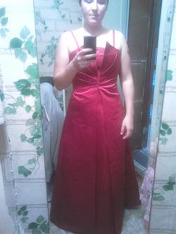 Отдается в дар «Платье для выпускного или в театр»