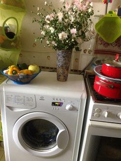 Отдается в дар «стиральная машина electrolux intuition»