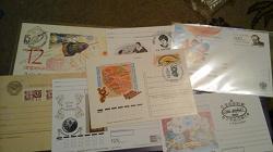 Отдается в дар «Почтовая карточка ссср»