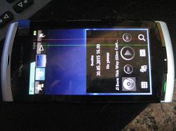 Отдается в дар «Телефон Sony Ericsson Vivaz»