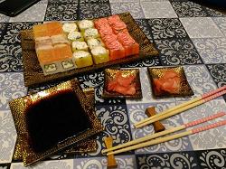 Отдается в дар «набор для суши»