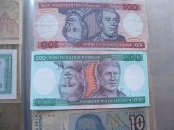 Отдается в дар «Банкнота Бразилии»