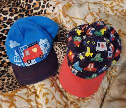 Отдается в дар «Детские кепки»
