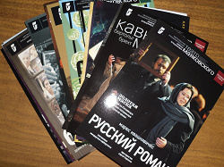 Отдается в дар «Театральные открытки»