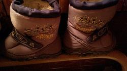 Отдается в дар «Сапожки детские Капика»