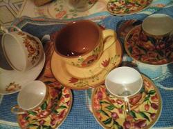 Отдается в дар «Кофейные и чайные чашечки»