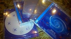 Отдается в дар «Боксы для CD/DVD дисков»