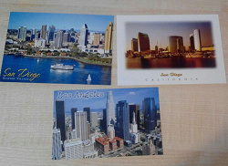 Отдается в дар «Видовые открытки»