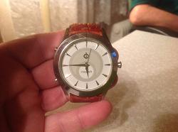 Отдается в дар «Часы трекер Iradish i500»