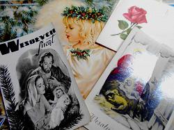 Отдается в дар «Рождественские открытки»