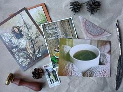 Отдается в дар «Почтовые открытки для посткроссинга»