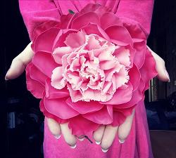 Отдается в дар «Цветок из холодного фарфора»