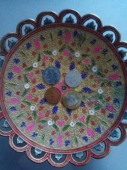 Отдается в дар «Монетки Индии»