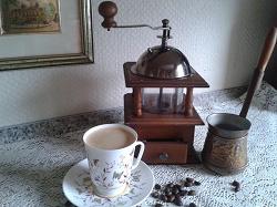 Отдается в дар «Кофемолка ручная»