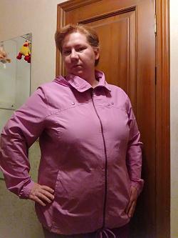 Отдается в дар «куртка женская 54 размер»