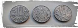 Отдается в дар «Монеты Австрии»