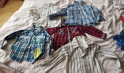 Отдается в дар «Рубашки для мальчика»