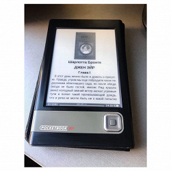 Отдается в дар «Электронная книга в ремонт/на запчасти — снова в эксплуатацию»