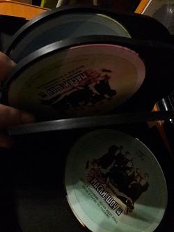 Отдается в дар ««Маски-шоу» 11 дисков ДВД»