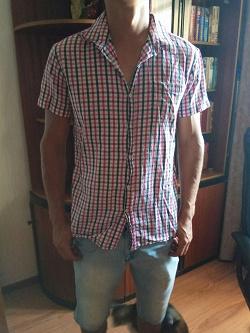 Отдается в дар «Мужская рубашка, размер L»