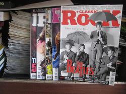 Отдается в дар «Журналы Classic ROCK»