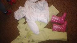 Отдается в дар «Куртка девочке на 1,5-2 года»