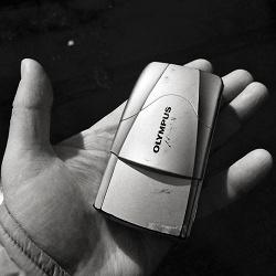 Отдается в дар «Пленочные фотоаппараты Olympus mju-II»