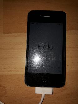 Отдается в дар «iPhone 4s 16 Гб»