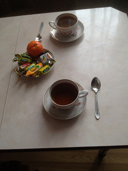 Отдается в дар «Чайный сервиз»