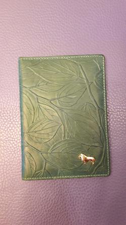 Отдается в дар «Обложка на паспорт»