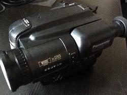 Отдается в дар «Видеокамера Panasonic NV-S88E»