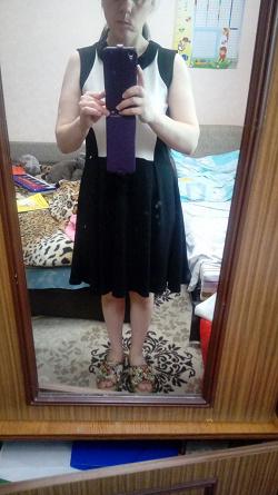 Отдается в дар «Платье MOHITO»