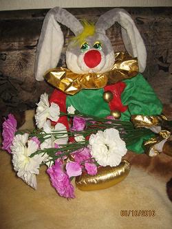 Отдается в дар «Игрушка Заяц-мешок»