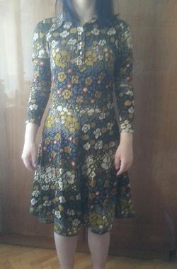 Отдается в дар «Ретро платье»