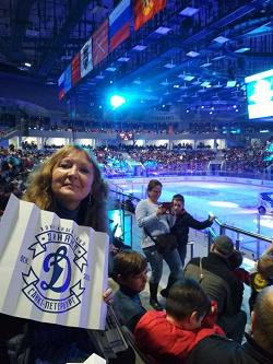 Отдается в дар «Бесплатные билеты на хоккей»