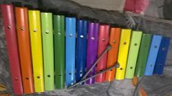 Отдается в дар «Металлофоны и ксилофоны»