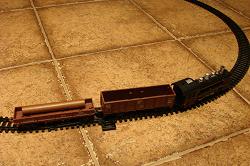 Отдается в дар «железная дорога»