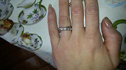 Отдается в дар «Серебряное кольцо 925»