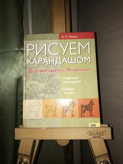 Отдается в дар «Книга «рисуем карандашом»»