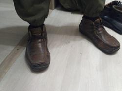 Отдается в дар «Мужские ботинки»