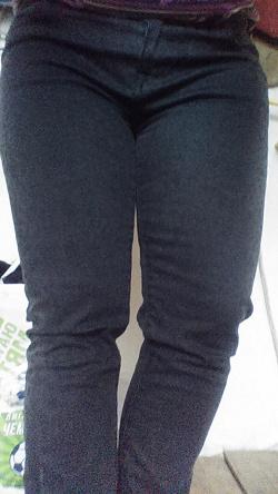 Отдается в дар «Джинсы-штаны женские Amisu размер 46-48 (29) на невысокий рост. Отдам сегодня на ОВ.»