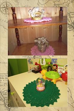 Отдается в дар «Салфетки декоративные»