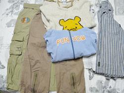 Отдается в дар «Одежда для мальчика 110-116»